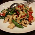 51532419 - 鳥肉と野菜の炒めもの