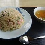 さくら食堂 - チャーハン ¥650