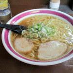 蓬莱 - 2016年5月 ラーメン大盛り(500円)