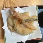 魚大将 - 海鮮御膳の天ぷら盛り