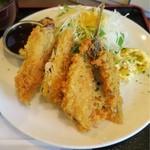 オリーブ・キッチン  - ヘルシーなオリーブオイルでカリカリに揚がってます