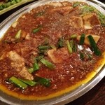 まんまる食堂 - 四川麻婆豆腐♪