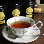 ベルルージュの森 - 紅茶