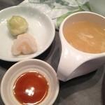 kawaramachibambi - スープ&点心