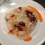 kawaramachibambi - 白い麻婆丼①