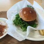 キッチン ユーカリが丘 - 島オニオンステーキバーガー