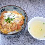 ときわ軒 - カツ丼