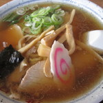 満月食堂 - チューシューメン850円。
