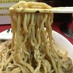51539447 - 【2016.5.15】加水率高めのエッジが立った太麺。