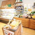 山口果物 - 物販スペース '16 4月下旬