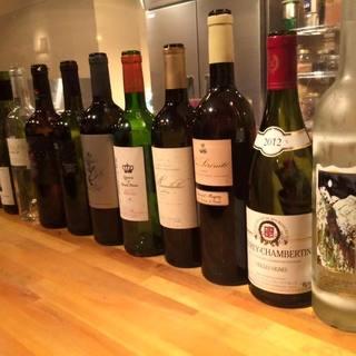 ワイン好きな方、大歓迎!