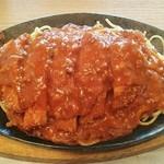 レストラン泉屋 - 料理写真:レストラン泉屋 ビッグハウス店@釧路 スパカツ