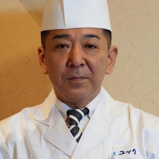 銀座店中山総料理長