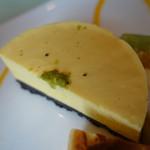 51543963 - チーズケーキ(マンゴー)