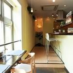 カフェ フロリ - 店内