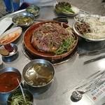 옛맛서울불고기 - 料理写真:소불고기(小プルコギ・300g)15,000W×2人前