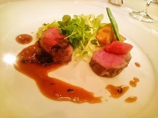 マルメゾン - 国産牛フィレ肉のポワレ