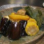 達屋 - 無農薬野菜のガーリックオーブン焼き ¥940