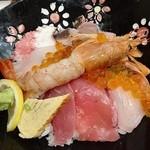 裕太朗寿し - 海鮮丼  1500円