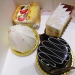 サブロン - ケーキ