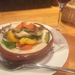 トスカーナ - 野菜のバーニャカウダー煮