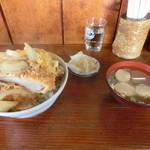 おおもり - 料理写真:かつ丼¥500-