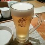 51554799 - 【2016.5.28(土)】エビス生ビール650円
