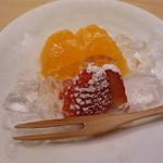 味 ふくしま - 水物