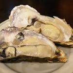 料理の育元 - 牡蠣(兵庫県産)