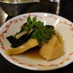 料理の育元 - 若竹煮