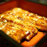 うなぎ 徳 - 料理写真:蒲焼・松