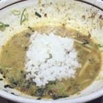 濃厚担々麺はなび -