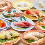 北海道直送 彩皿寿司なかなか - メイン写真: