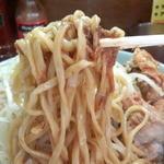 立川マシマシ - 麺