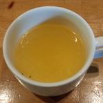 珈琲倶楽部 Bear's - 料理写真:スープ