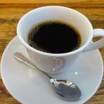 ゆっくりとカフェ - ランチコーヒー