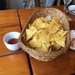 Dining Bar Booze - トルティーヤ