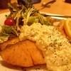 Kisetsuyahidamari - 料理写真:メインディッシュにもなる鮭のムニエル