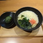 Sette - 紀伊麺、めはりずし