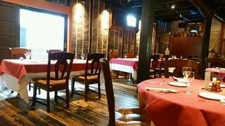 レストラン八間蔵