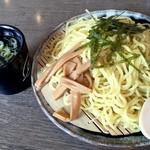 らーめん トウマ - ざるラーメン630円