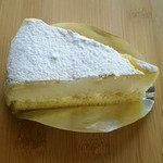 すがの菓子司 - 「スフレチーズ」