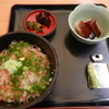 JA愛知東 東栄直売所 - 料理写真:わさび丼