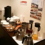 Cafe & Kitchen 米米食堂 - ドリンクバー