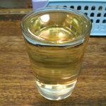 いこい - 2010年9月18日再訪 剣菱コップ酒