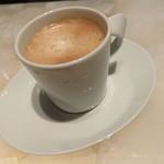 フレンチごはん 西麻布 GINA - コーヒー