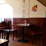 スパゲッティハウス シェフ - 昔ながらの喫茶店の雰囲気