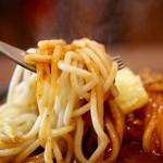 スパゲッティハウス シェフ - 麺リフト
