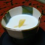 広瀬館 - 朝食:ヨーグルト