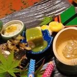 広瀬館 - 前菜